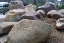 Sticks and Stones / by WalkThenRun