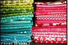 Eye candy... aka Fabric / by Sassafras Lane Designs