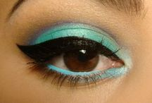 Eyes and make up / by Helen Upton