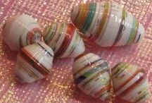 Paper Beads / by Madeline Flannery