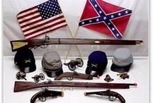 Civil War:  Uniforms & Equipment / A collection of uniforms, weapons and equipment of the Civil War. / by Danny L.