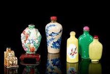 Qing Dynasty Snuff Bottles / by Danny L.