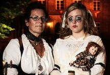 Costumes, Steampunk, Zombie / Inspiration for making costumes. Steampunk, Zombie, Medieval / by Astrid Andringa