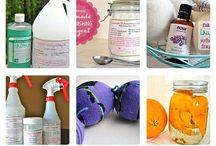 CLEANING IDEAS FOR THEN HOME. / LEARNING NATURAL ALTERNATIVES FROM HARMFUL CHEMICALS. / by Msgzt 1252