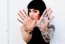 Tattoos / Tattoos, body art, body modification / by Cube Breaker
