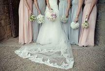 wedding party / by Jennifer Varner