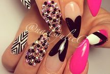 All about NAILS / by Natalie & Nicole Thompson