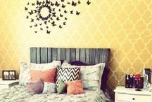 Bedrooms / by Jessica Wallner