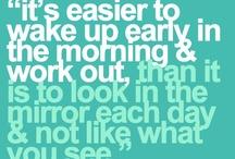 Get Fit Motivation / by Jaynie Ortiz-Nava
