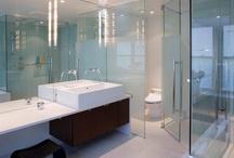 Interiors: Bathroom / by Megan