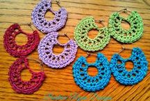Hooked / Patterns and tutorials for all forms of crochet (classic, tunisian, knooking --- hey, that last one sounds kinda sexy fun!) / by Vickie Brown
