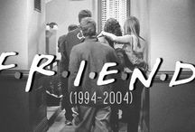 Friends ! / 1994-2004❥ / by Hanna Butler