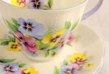 Tea cups / by chris brooks