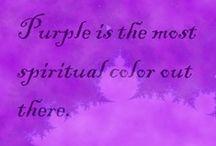 God's Favorite Color & Mine / by Renata Cain