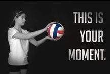 Volleyball: It's What I Do <3 / by Hali Baczuk