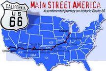 Route 66, America's Historic Highway / by dalaiz dalai