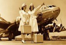 Lovely Vintage Air-hostesses / by dalaiz dalai
