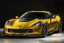 Vetteish - nothing but Corvette's / Corvette ~ America's sports car. Corvette's C1 thru C7 / by David Feldkamp