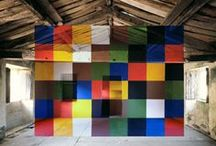 art contemporain / by Laurence Vernay