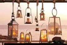 Candles and lanterns / by Marisa Arce