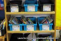 Library / by Laura De La Cruz