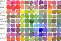 Colour and/or Pattern / Inspirational Colour and Pattern / by Sue Sanderson