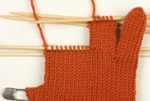 knitting / by Jenni P