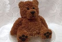 My Favorite Teddy Bears / by Vicky Miley