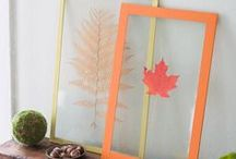 Fall and Christmas Crafts / by Taylor Kearns