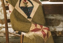 quilting / by Jill Reber