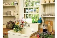 kitchen love / by Maria Costello