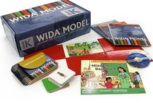 WIDA MODEL  / WIDA MODEL is an English language proficiency test for Grades K-12 that's used as an interim assessment for ACCESS.   It's also used by international schools around the world as a summative assessment for ELLs.   WIDA MODEL is also an effective screener. It helps identify and place ELLs in appropriate support services. A step-by-step manual guides educators through test administration.   https://www.wceps.org/store/wida/ / by WCEPS