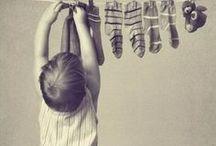 Laundry / It's a daily challenge, a joy, a memory... / by Rita Farro
