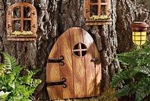 Fairy Garden Ideas / by Angie Allen