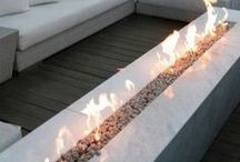   P   FIREPLACES . BEST OF / by Patricia Gray   Interior Design Vancouver