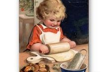 Kitchen ... A b c / by Trilli Gatto