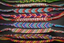 DIY-bracelets. / by Kaylee Meiser(: