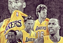 Los Angeles Lakers / by JR Riddick