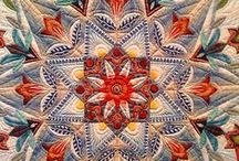 Quilts & other needle arts / by Janet Edmonds