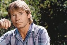 "♥ John Denver ~My Favorite♥ / Oh, how I love this man!  My husband will always ""compete"" with John... :) / by Maggie W."