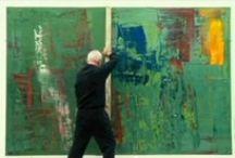 artists, studios, etc... / by Alison Van Pelt