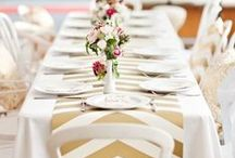 party love / making spaces pretty for special occassions / by Melissa Deming