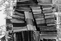 the magical world of books / by Lauren Bowyer