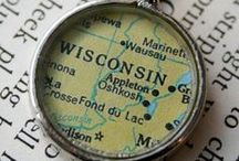 On Wisconsin / Home Sweet Home / by Barb LaFontaine