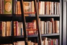 Books books books  / by Becky Newton