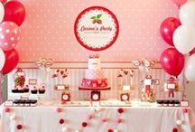 Birthday Party Ideas / by Lisa Redmon