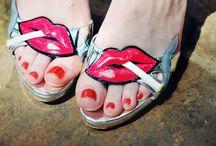 Shoe love / by Rebecca Kerr