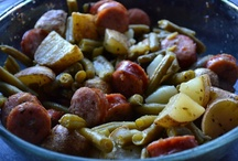 Cooking: Dinner / by Alyssa Hart