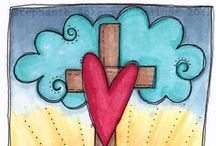 Bible Fellowship Crafts & Snacks / by Georgeann Forester