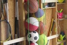 Garage Rescue / My garage needs serious help! / by Amy Nogar - My Happy Crazy Life